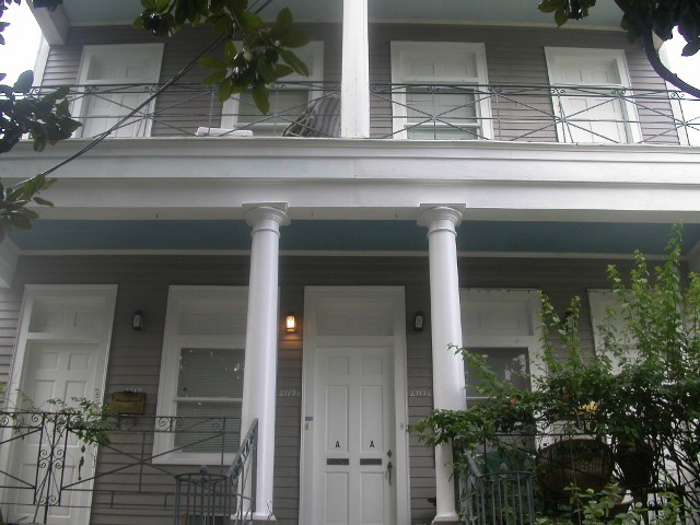 charles one llc property management company new orleans louisiana